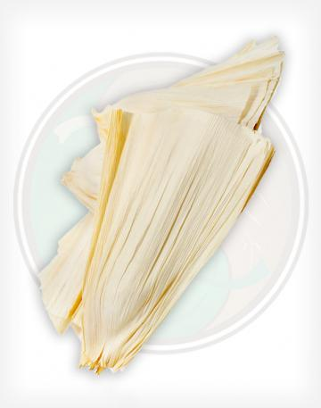 Corn Husk Rolling Leaves