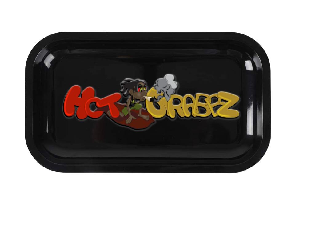 Hotgrabbz tray